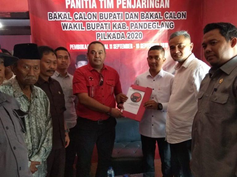 Keluarga Besar Mulyadi Jayabaya Usung Nabil Jayabaya Pada Pilkada Pandeglang