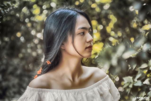 Giấc Mơ Huyền Thoại - Shooting Model foto Quynh Vu
