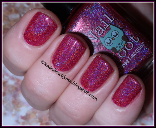 Nail Hoot: Sweatin' To The Oldies