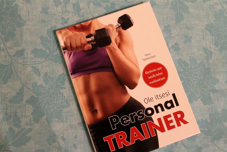 Edullinen personal trainer
