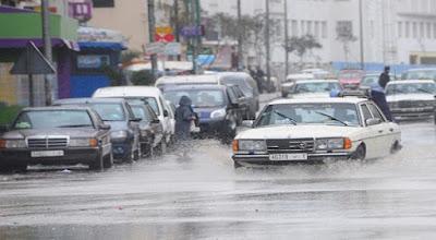 هيئة الأرصاد,  أمطار تصل لحد السيول, خلال شهري أكتوبر ونوفمبر,