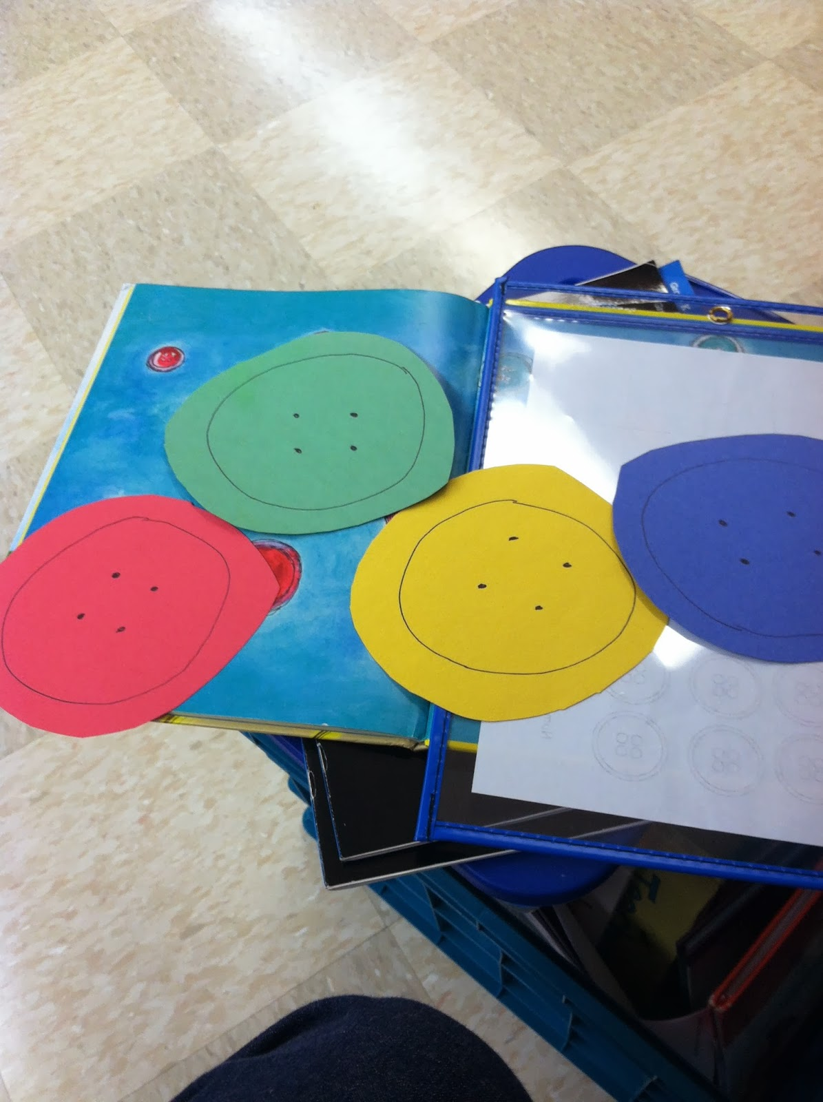 Math Monday Pete The Cat And His 4 Groovy Buttons