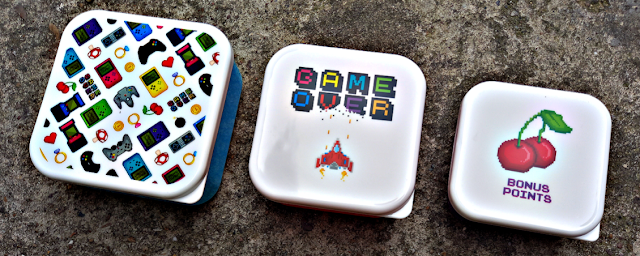 Game Over Snack Pots