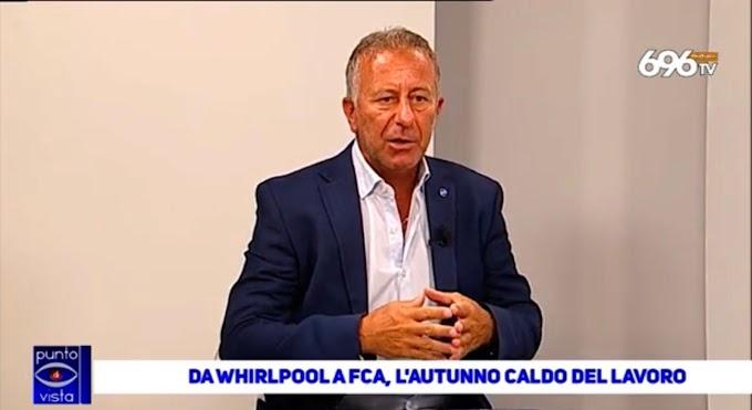 """Whirlpool, Spera (Ugl): """"Anche il Ceo Bitzer chiude la porta a Napoli"""""""
