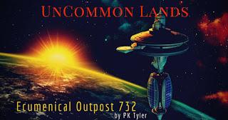 """Ecumenical Outpost 732"" by P. K. Tyler"