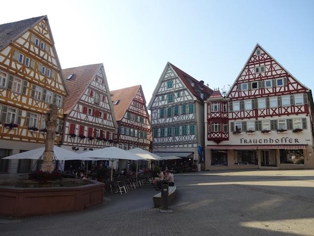 O que ver e fazer em Stuttgart? Herrenberg