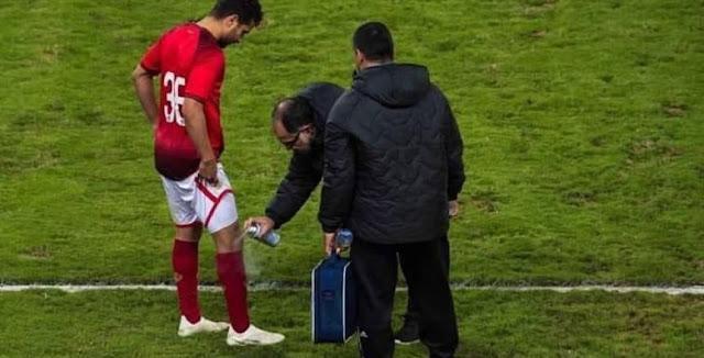 طبيب ألماني ينقذ مستقبل محمد محمود.. وأزمة تعرقل سفر لاعب الأهلي
