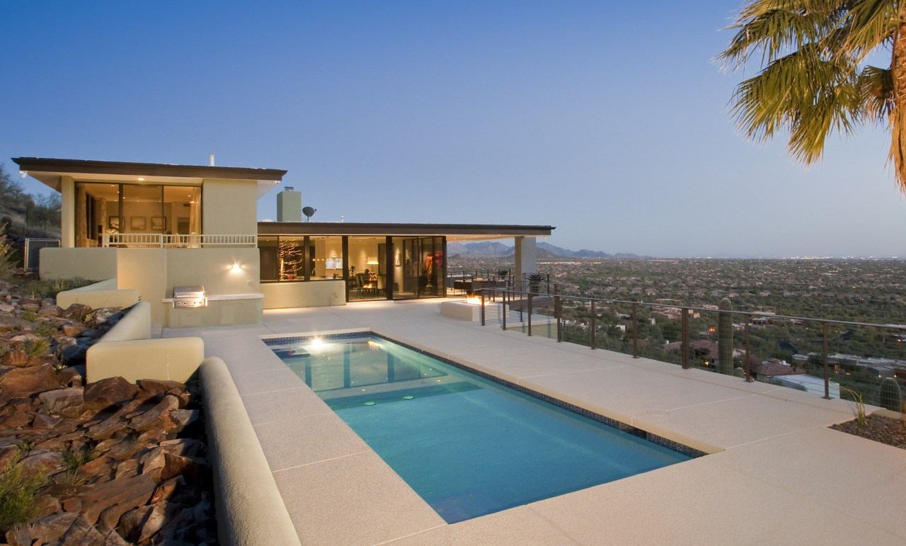 Martin Home By Spry Architecture Phoenix Architecture