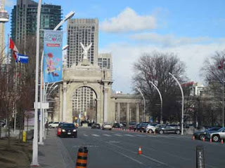 Princes' Gates At Exhibition Place