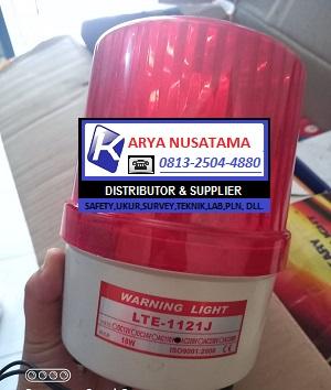 Jual Lampu Rotary Kuning 220V AC di Palangkaraya