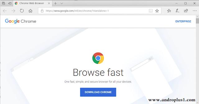 تحميل جوجل كروم عربى 2019