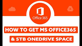 Free Lifetime Ms Office 365 Personal Account Free One Drive 5 Tb Space Free Stuff Contests Deals Giveaways Free Samples India
