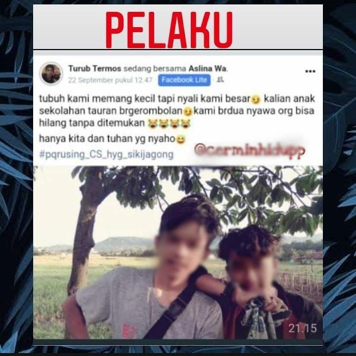 Viral Status Akun FB Juan Pembunuh Kakak di Depok, Ini Kata Polisi