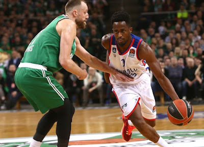Rodrigue Beaubois - Anadolu Efes