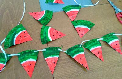 Watermelon banner #2