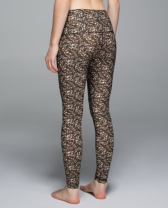 lululemon shimmy shimmer shine tight