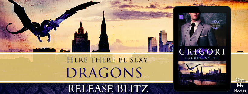 Here There Be Sexy Dragons Release Blitz