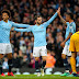 Opta Stats: Manchester City v Brighton