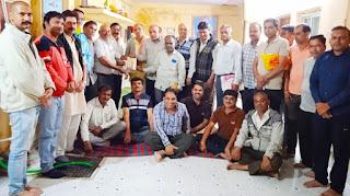 जाते जाते दे गया राम मंदिर जन्मभूमि तीर्थ क्षेत्र के लिए दान