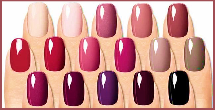 Gelish Nail Colors Fall 2016 Nail Ftempo