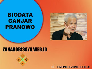 Biodata Ganjar Pranowo   Post settings Labels No matching suggestions Published on 5/16/21 1:51 PM Permalink Location Search Description Options Loading...