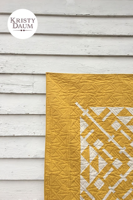 Kristy Daum - INTERSECTION Quilt Pattern