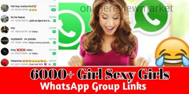 6000+ Sexy Girl WhatsApp Group Link 2019 | WhatsApp Group Of Girl