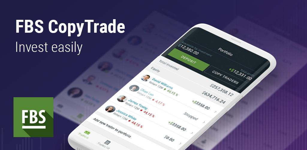 Hướng dẫn sao chép giao dịch Forex Copy Trade   Hướng dẫn kiếm tiền forex từ sàn FBS