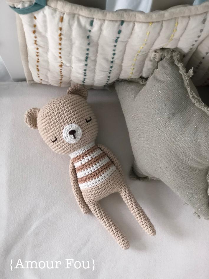 Oliver /'The Baby Doggie/' Amigurumi Pattern
