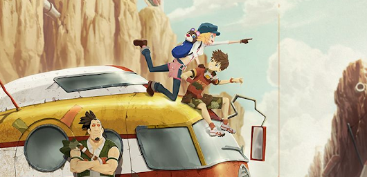 The Red Ash Anime is Alive, Emerges With New Name
