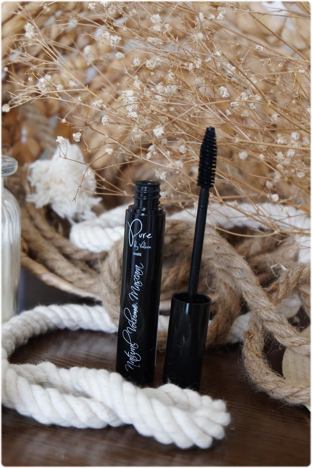 mascara Pure by valérie naturel volume BIOTYfull box mai 2020