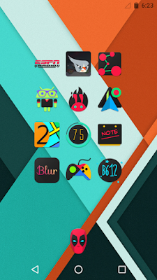 DarkFlow - Icon Pack - 4
