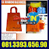 Jual Goodie Bag Custom Sablon Surabaya