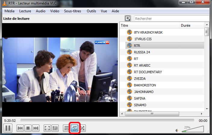 Russia iptv links m3u channels list