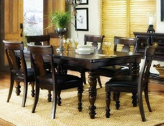 Traditional Dining Table Designs
