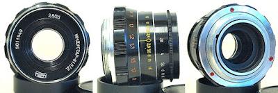 Industar-61 L/D 55mm F2.8 (M39-mount) #949
