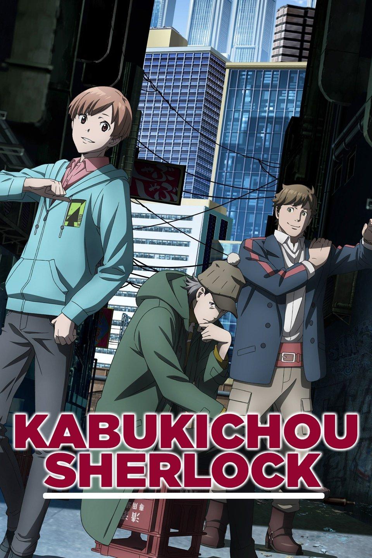 Kabukicho Sherlock , Anime , HD , 720p , 2019 ,  歌舞伎町シャーロック , Mystery, Comedy, Drama