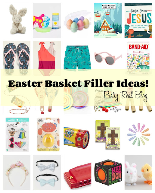 Easter basket filler ideas on a budget