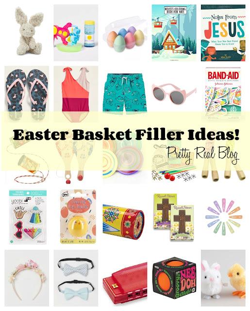 Easter basket filler ideas on a budget
