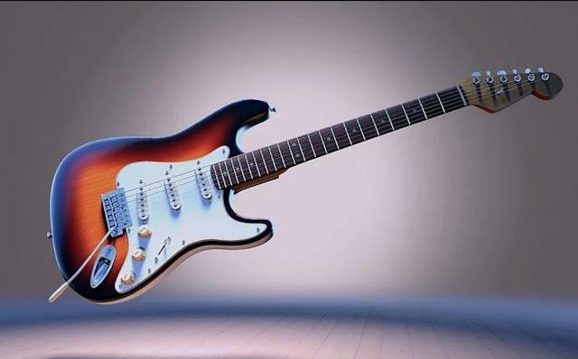 Cara Menyetem Gitar Lesson