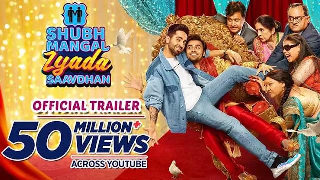 Shubh Mangal Zyada Saavdhan (2020) - Review, Star Cast