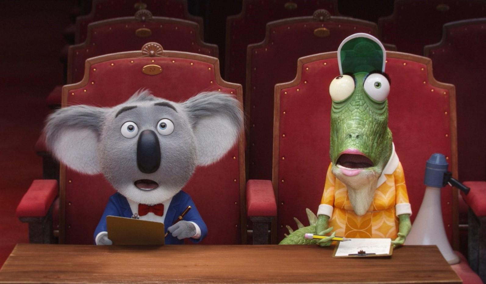 """Trailer inédito da animação """"Sing: Quem Canta Seus Males Espanta"""" é rítmico e cativante"""