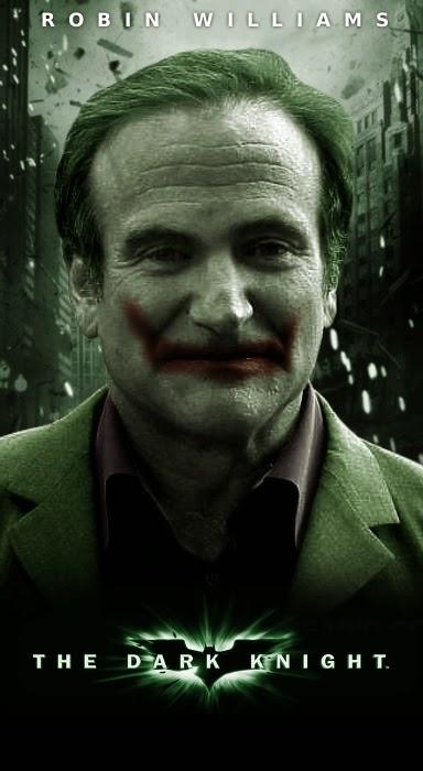Resultado de imagem para robin williams joker