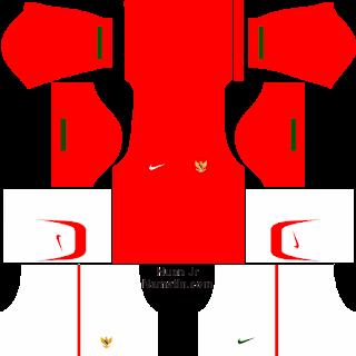 Kit DLS Timnas Indonesia Piala AFF 2010