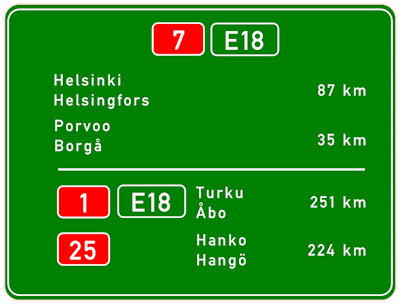 Moottoritie Merkki