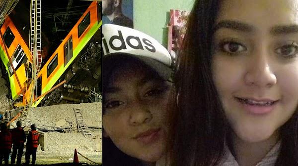 .Tania soñaba con ser Doctora pero quedó paralítica y su hermana Nancy murió en Metro