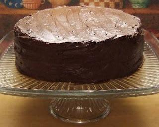Chocolate Fudge Cake Recipe By Chef Zarnak