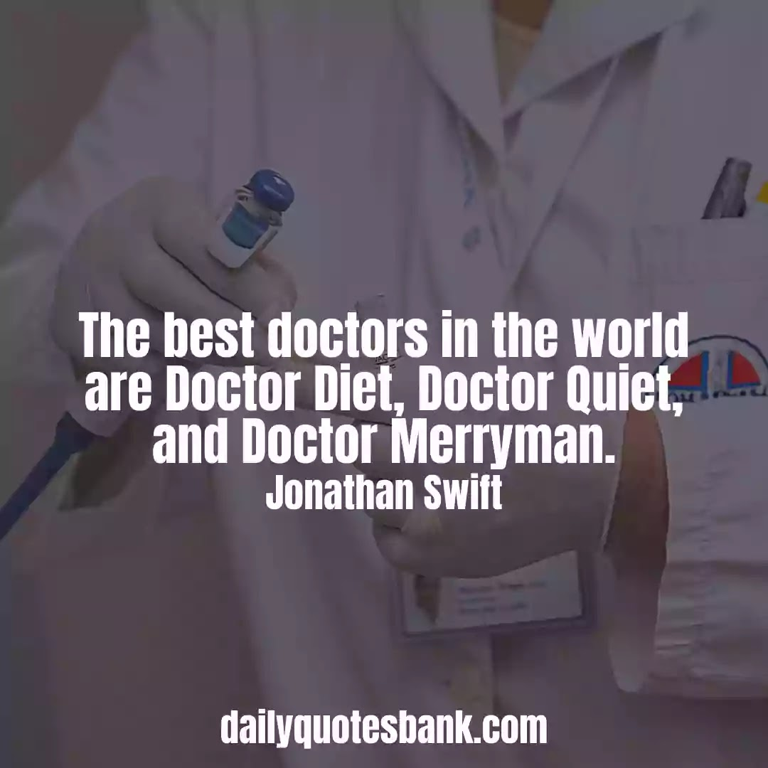 Funny Inspirational Quotes For Healthcare Workers Or Medical Professions