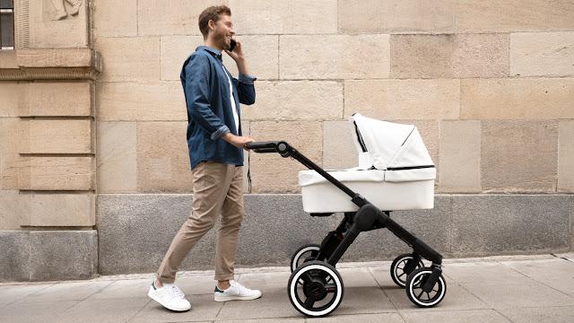 Bosch leva discos elétricos inteligentes para os carrinhos de bebé
