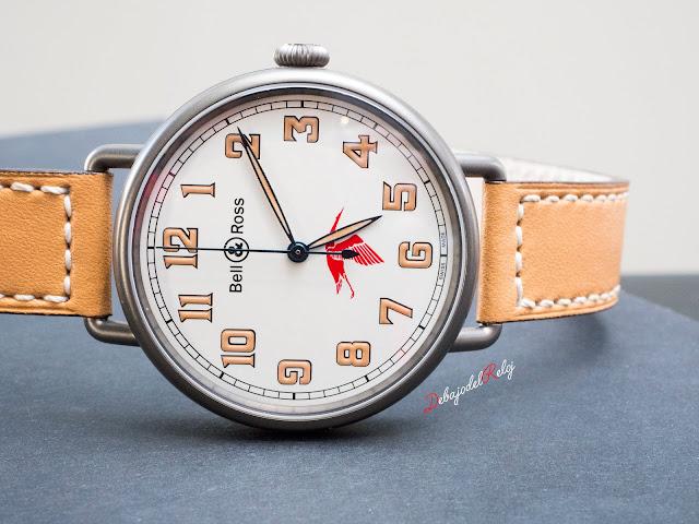 Bell&Ross showroom foto reloj